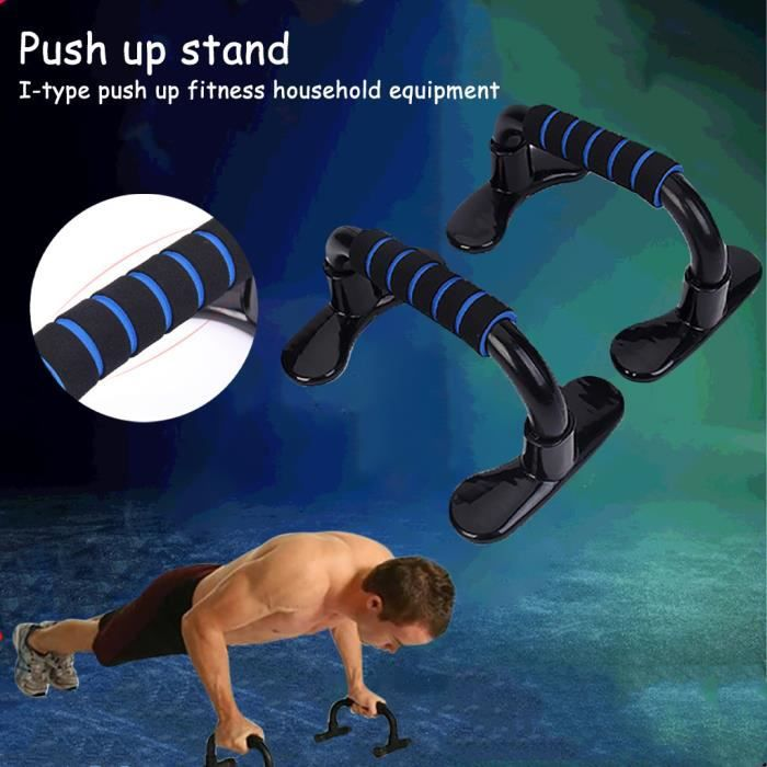 Push Up Bars Stand Poignées En Mousse Pour Gym Fitness Exercice Poitrine Press Pull 2PC YIN200710007
