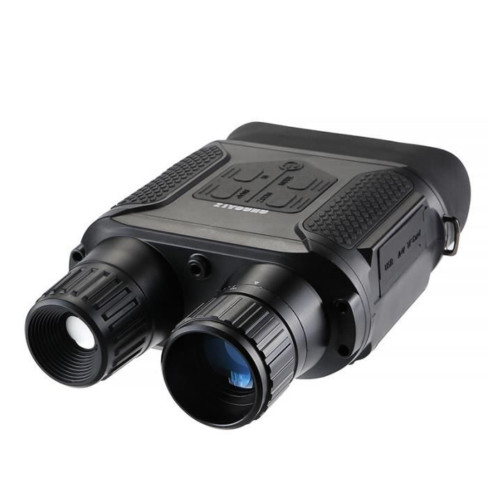 ZIYOUHU Widescreen Infrared Night Vision NV-400B Binoculars Digital Binoculars Zoom HD Night Vision