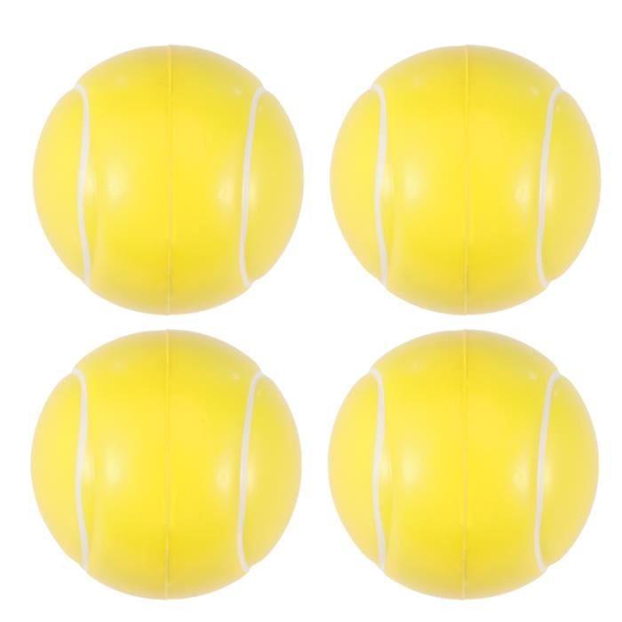 8pcs PU Mousse de tennis Balle Squeeze Mini Sports Balls Jouet Enfants Jouets jeu d'adresse jeux de recre - jeux d'exterieur