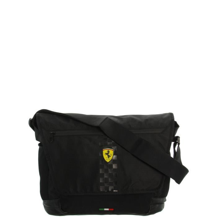 Serviette Ferrari ref_46277 Noir 47*34*11