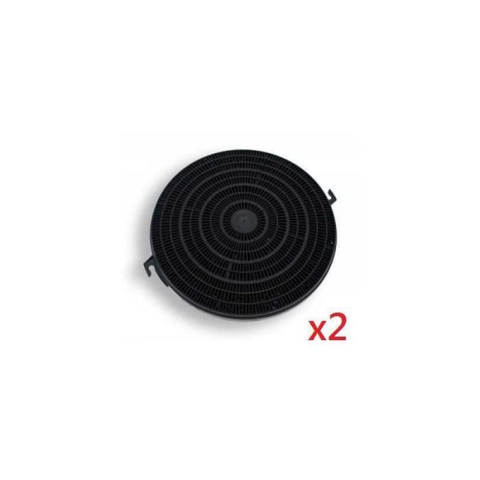 filtre de hotte FC07 - compatible chf211 - wpro b211 - Broan hc65