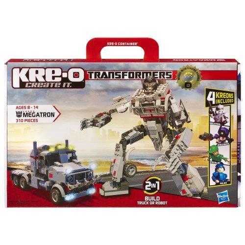 KRE-O Transformers Megatron Construction Set (30688)