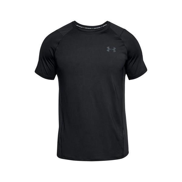 T-shirt Under Armour MK1 Raid 2.0 Noir pour homme