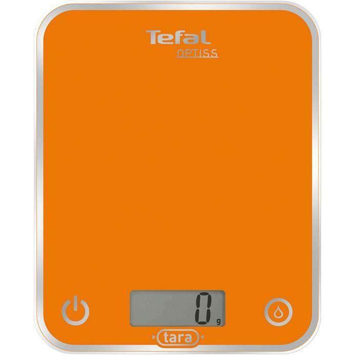 TEFAL BC5001V1 Balance culinaire Optiss - Orange