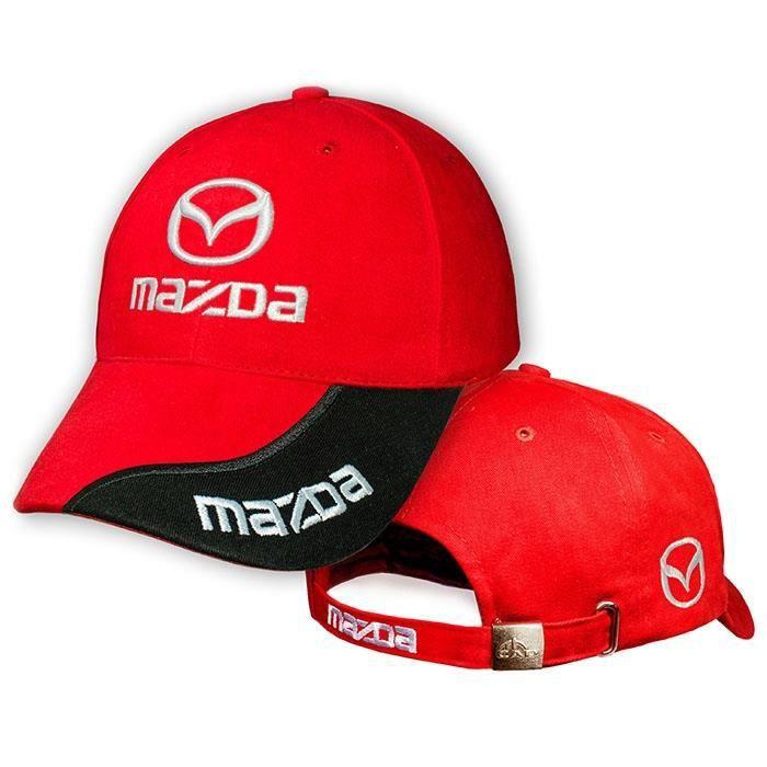 Toyota 3D Brode Auto Logo Casquette Chapeau Baseball Cap Homme Noir Rouge Bleu