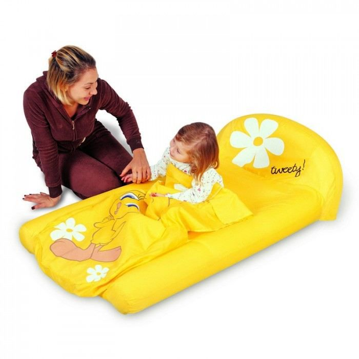 matelas tweety 2 ans et readybed achat vente lit gonflable airbed cdiscount. Black Bedroom Furniture Sets. Home Design Ideas