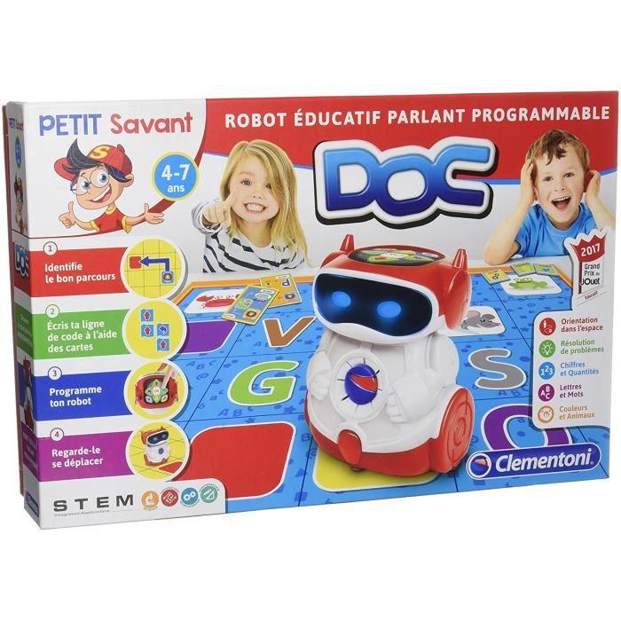 JEU D'APPRENTISSION Clementoni 52252 Doc Programme de travail des éducateurs