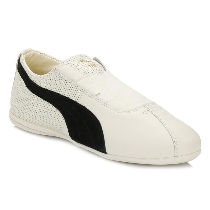 Puma femme White Eskiva Low Baskets AHLfJ