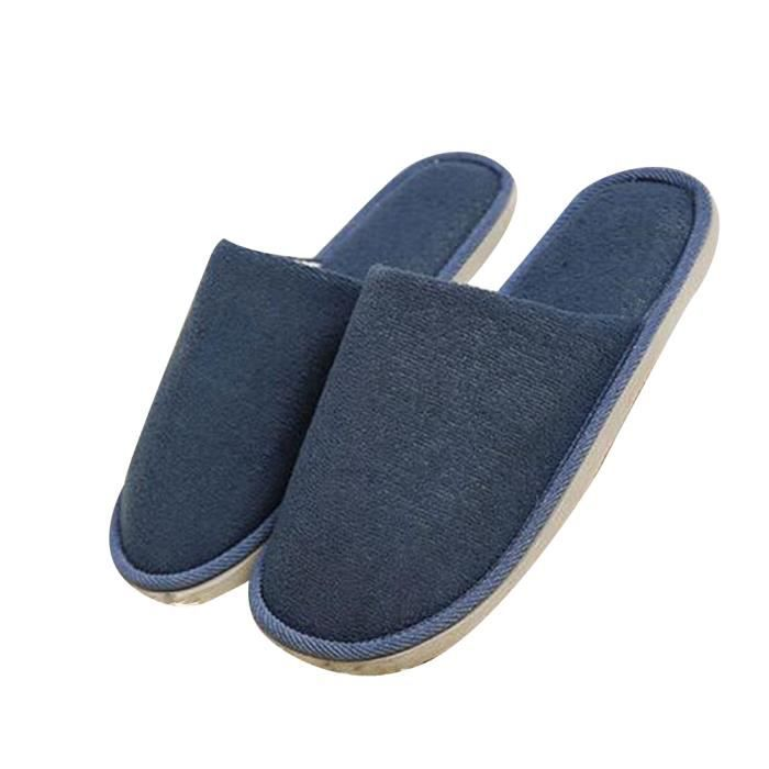 SLIPPERS Pantoufles homme mode doux confortable NQUieCB