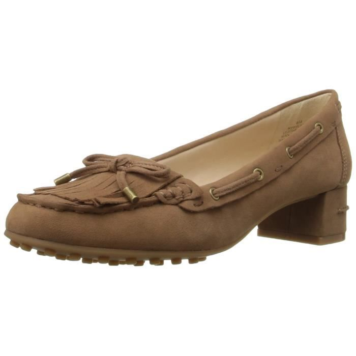 Nine West Westby Suede Moccasin CKGU2 Taille-37
