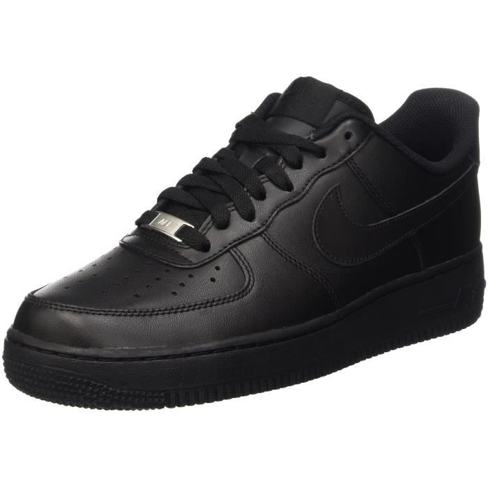 Nike Air Force 1 '07 chaussure de basket PDCBR Taille-37 1-2 Noir ...