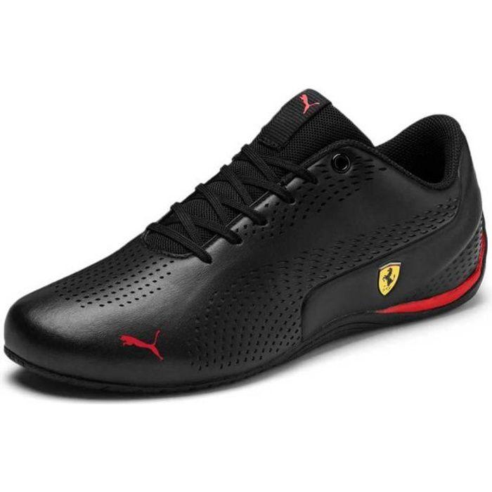 Chaussures homme baskets puma scuderia ferrari drift cat 5 ultra ...