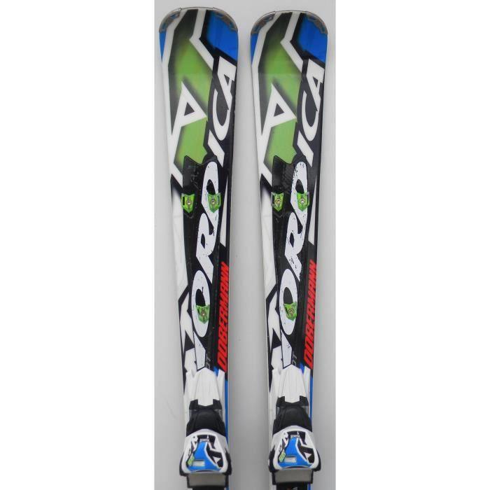 SKI Skis parabolique NORDICA Spitfire EDT + Fixations