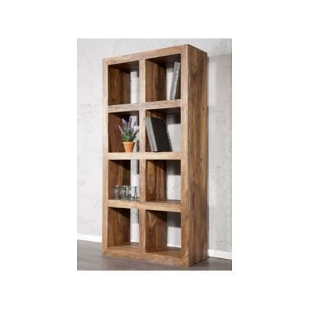 biblioth que en bois massif palissandre bruges achat vente biblioth que biblioth que en bois. Black Bedroom Furniture Sets. Home Design Ideas