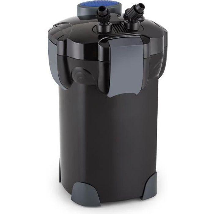 FILTRATION - POMPE Waldbeck Clearflow 18 Filtre externe pour aquarium