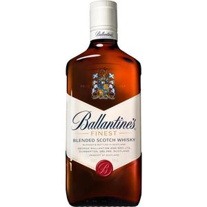 WHISKY BOURBON SCOTCH Ballantine's Finest (70cl) 40°