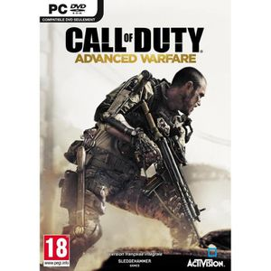 JEU PC Call Of Duty: Advanced Warfare Edition D1 Jeu PC