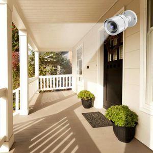 CAMÉRA DE SURVEILLANCE Caméra sécurité étanche IP66 extérieure CCTV TVI /