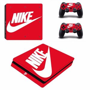 STICKER - SKIN CONSOLE Sticker-decal Autocollant Ps4 - nike sport logo