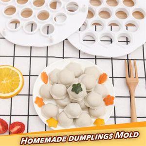 SET ACCESSOIRE CUISINE Dumpling Mold Maker Gadgets Tool Pâte Presse Ravio