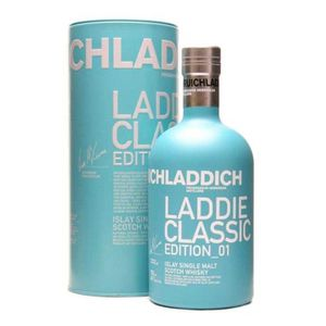 WHISKY BOURBON SCOTCH Whisky Bruichladdich The Classic Laddie