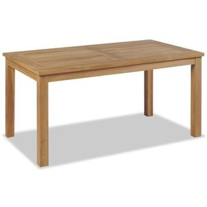 Table basse Teck 90x50x45 cm - Achat / Vente table basse Table basse ...