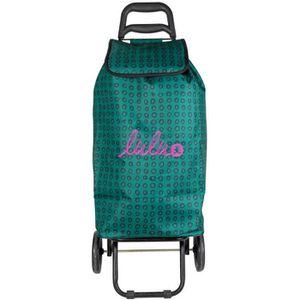 CHARIOT DE MARCHÉ Chariot de marché Lulu Castagnette RIDEY vert