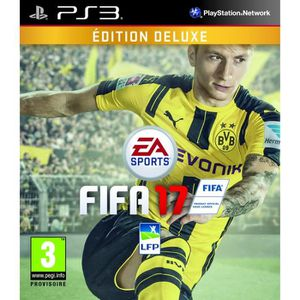 JEU PS3 Fifa 17 Deluxe Edition : Playstation 3 , ML