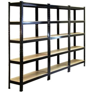 etagere garage achat vente pas cher. Black Bedroom Furniture Sets. Home Design Ideas