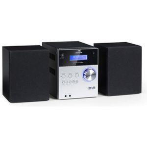 RADIO CD CASSETTE auna MC-20 DAB Micro chaîne stéréo CD MP3 radio FM