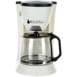 CAFETIÈRE Cafétière 10-12 Tasses  Beige BlackPear