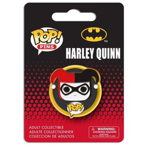 KIT CRÉATION BADGE Badge Funko Pop! Batman : Harley Quinn