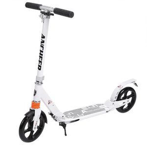 SCOOTER Trotinette /scooter adulte pliable hauteur réglabl
