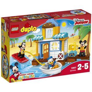 ASSEMBLAGE CONSTRUCTION LEGO® DUPLO® Disney™ 10827 La Maison à la Plage de