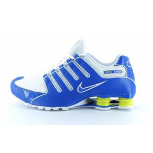 separation shoes 91ead 78b49 Basket Nike Shox NZ - Blanc