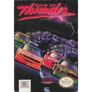 JEU CONSOLE RÉTRO jeu nes days of thunder