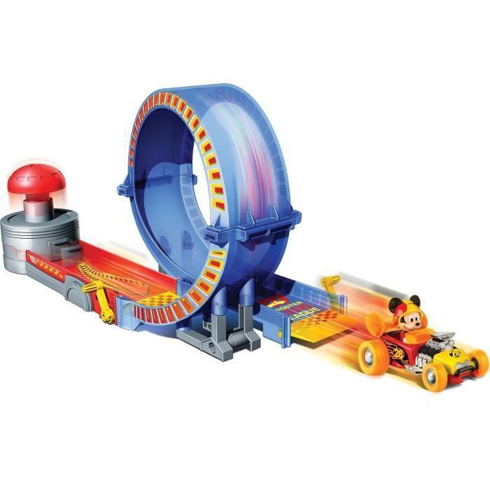 MICKEY & SES AMIS Top Départ Lanceur Superlooping Super Looping-183827 - Disney