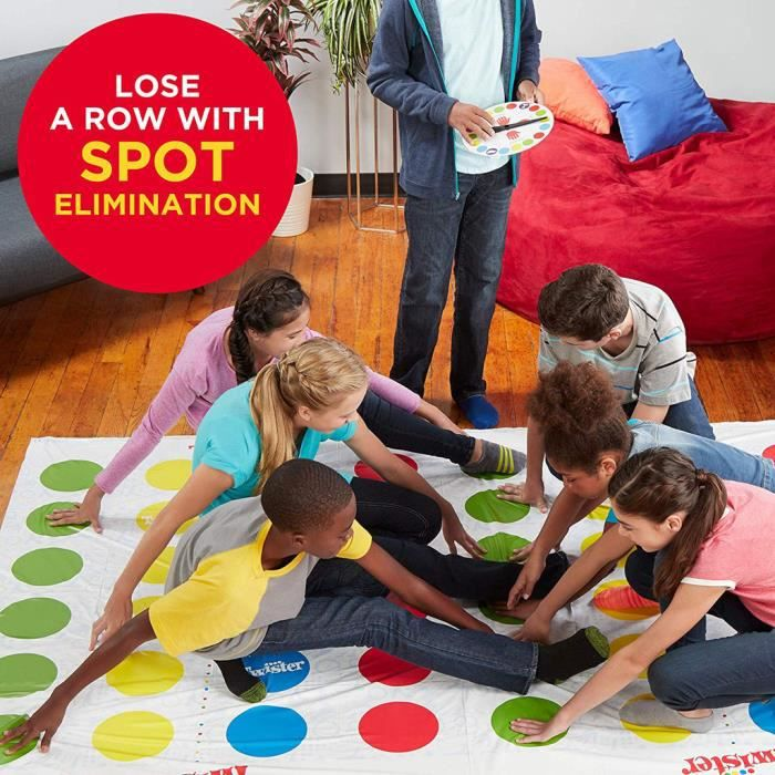 Twister Ultimate Game Winning Moves Jeux Twister classique @1767