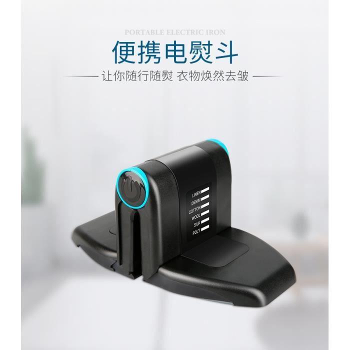 Parfait Portable ménage fer voyage pli Mini-Machine à repasser suspendue adapté à toutes sortes de vêtements