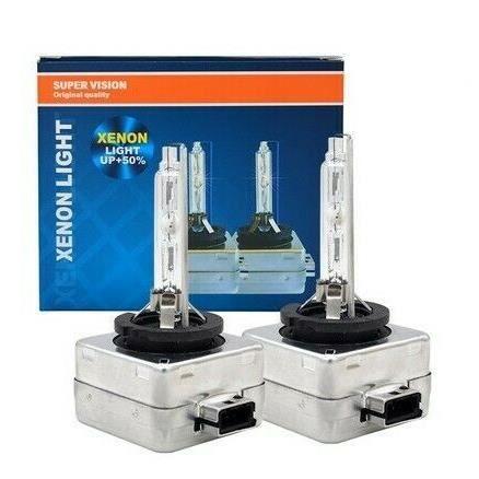 Ampoules D1S Xenon 5000K de remplacement 55w