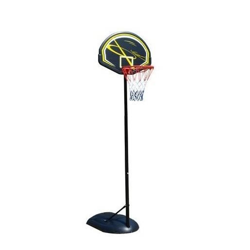 Panier de basket sur pied 3.05m Sport Jouet Mobile Réglable pour adulte