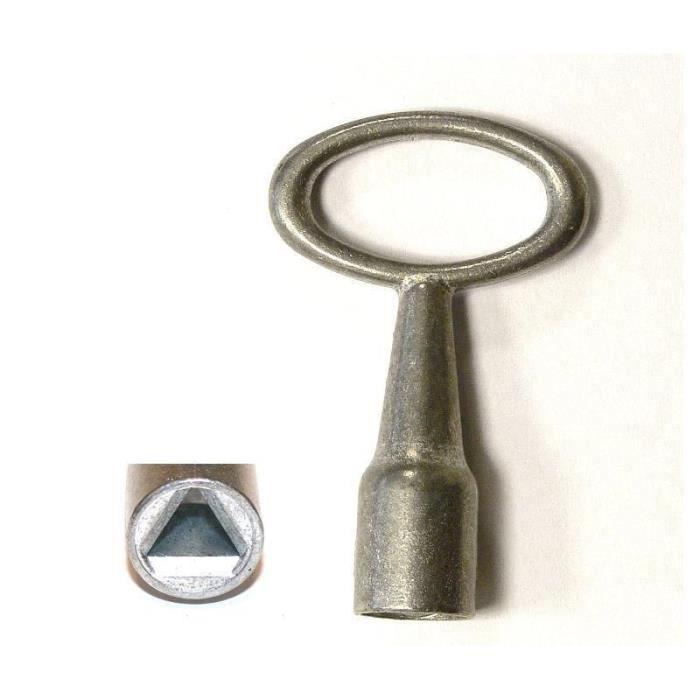 1 Clé Epine avec intérieur triangulaire 12mm