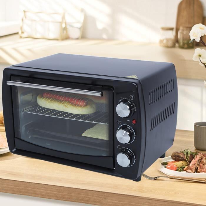 20L Petit Four Électrique de Bureau Multifonction Machine de Cuisson Ménage Appareils de Cuisine(EU 220V ) -FOE