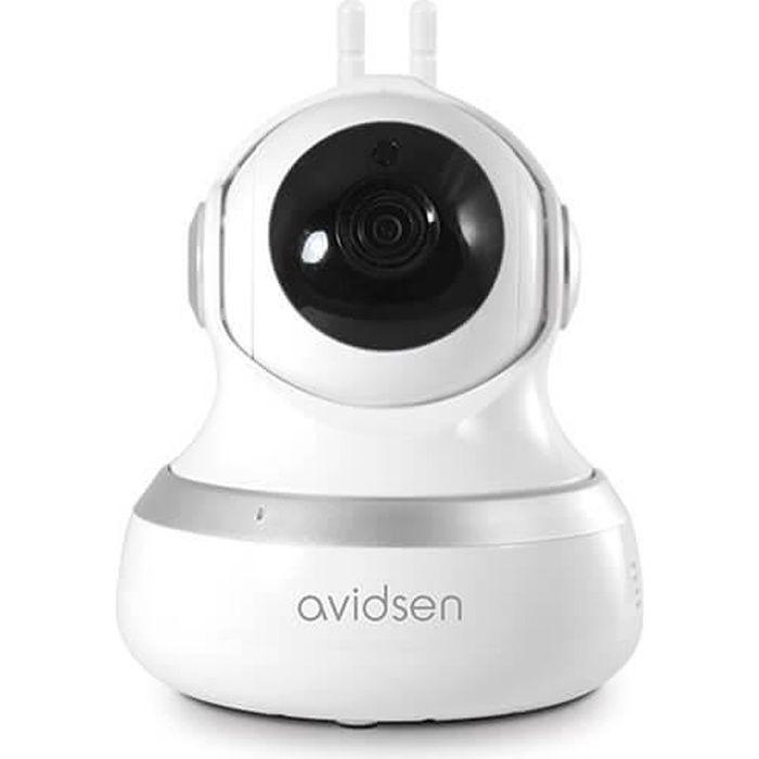 Caméra IP WiFi 720p pour intérieur - Motorisée