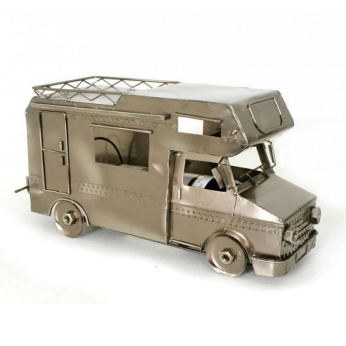 Porte bouteille Camping Car