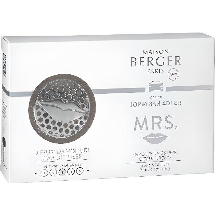 DIFFUSEUR VOITURE MRs MISSIS - MAISON BERGER PARIS