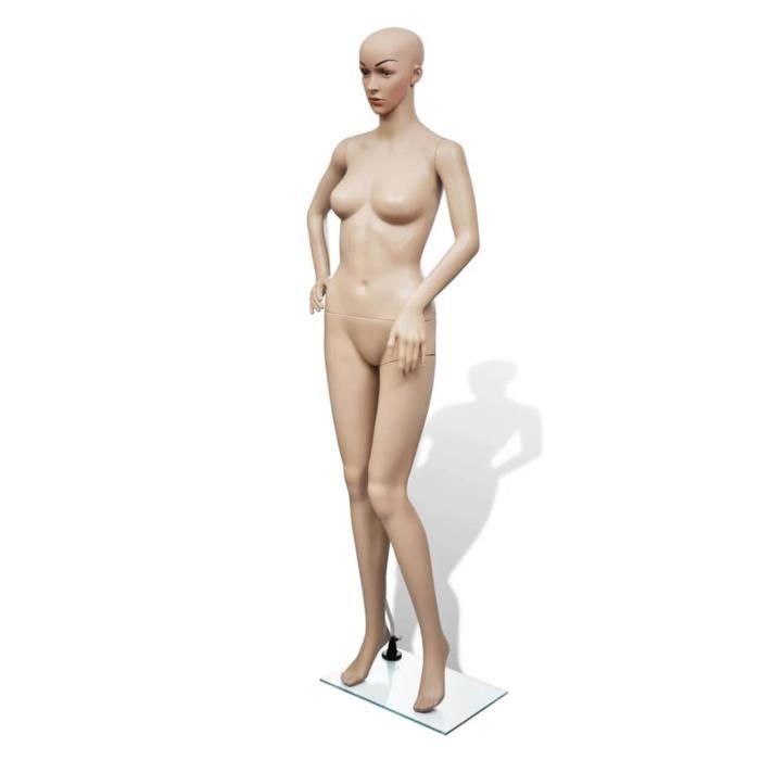 Mannequin de vitrine Femme B Mannequins de présentation