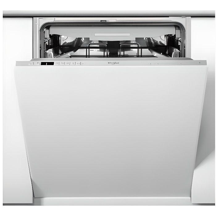 Lave vaisselle tout integrable 60 cm WKCIO3T133PFE
