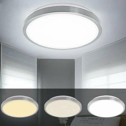 16w Plafonnier Led Luminaire Mural De Salle Bains Cuisine 3in1