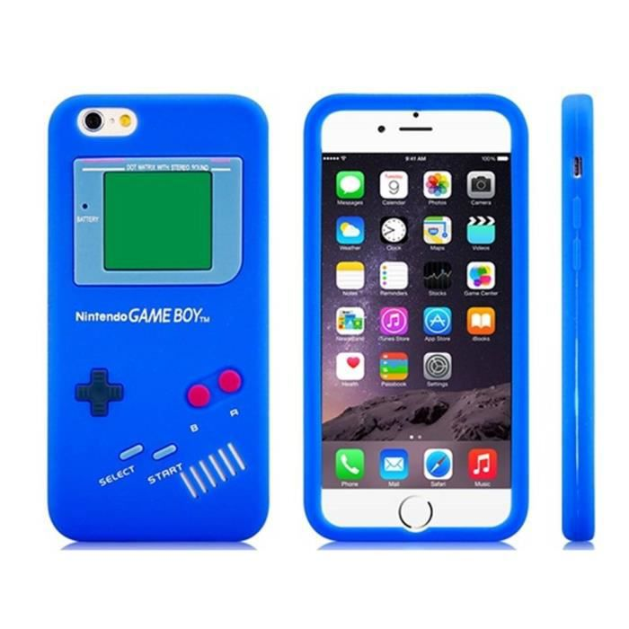 coque gameboy iphone 6